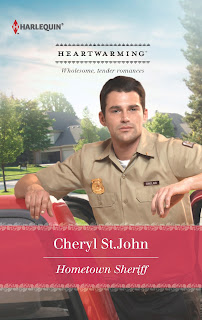 Hometown Sheriff by Cheryl St. John