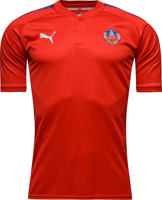 Puma divulga a nova camisa titular do Helsingborgs IF - Show de Camisas 8c8ba0f4430bb