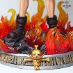 [SIỂU PHẨM] Mô hình Anime Figure OnePiece ACE Hỏa Quyền Có LED