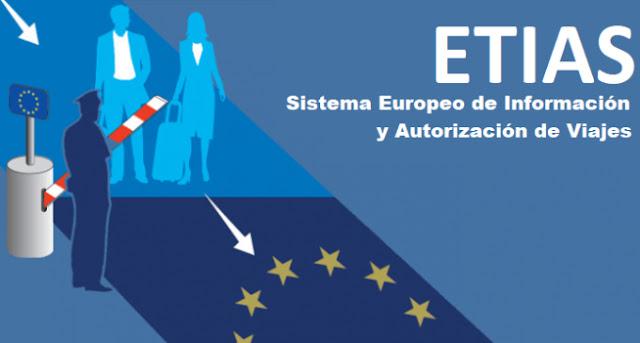 Venezolanos necesitarán en 2021 una autorización de Etias para viajar a Europa
