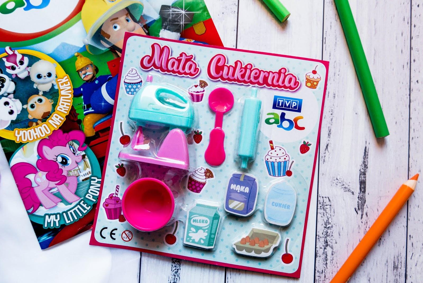 mini zabawki dla dzieci, domek dla lalek