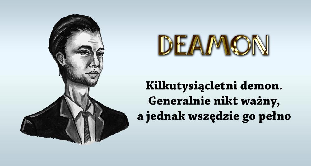 Tylko żywi mogą umrzeć, D. B. Foryś, książka, ebook, zapowiedź, e-bookowo.pl, patronat medialny, tessa, fantasy, demony
