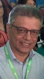 Presidente da ACIAR, Daniel Muniz de Paulo