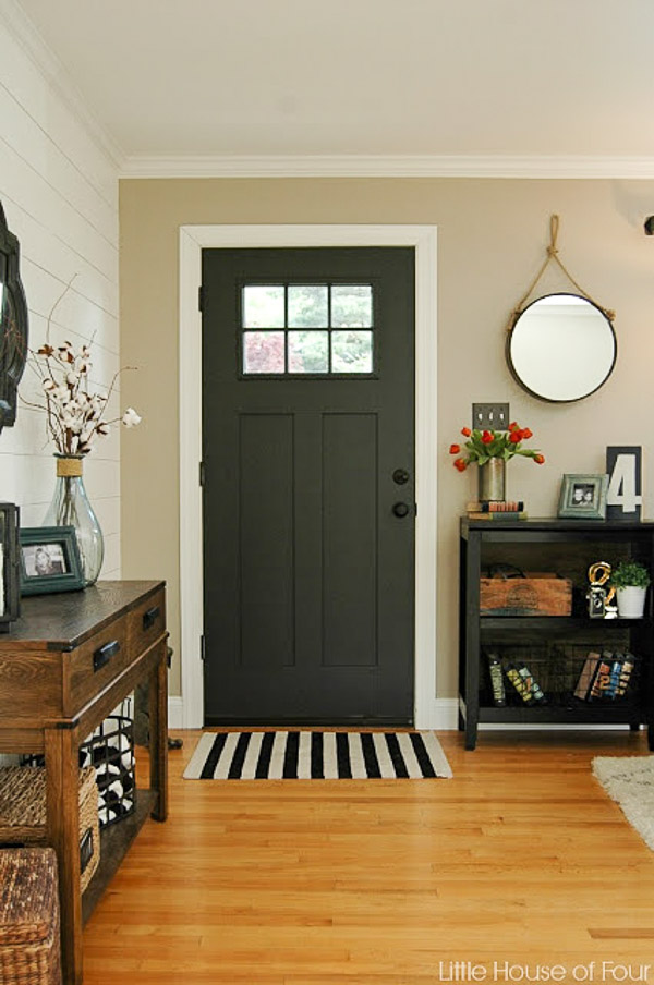 {Entryway Update} HomeGoods Knob Love And a $5.00 ...