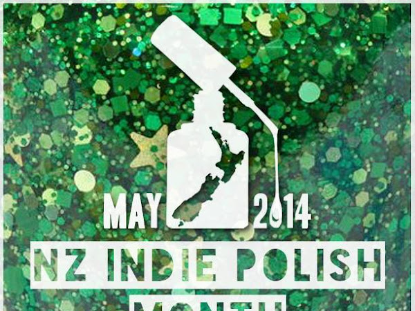 NZ Indie Polish Month: Star Kin My Favourite Martians Swatches & Review