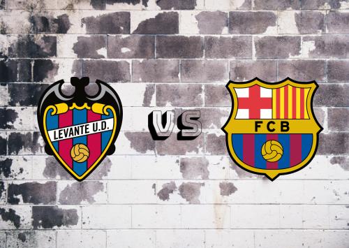 Levante vs Barcelona  Resumen y Partido Completo
