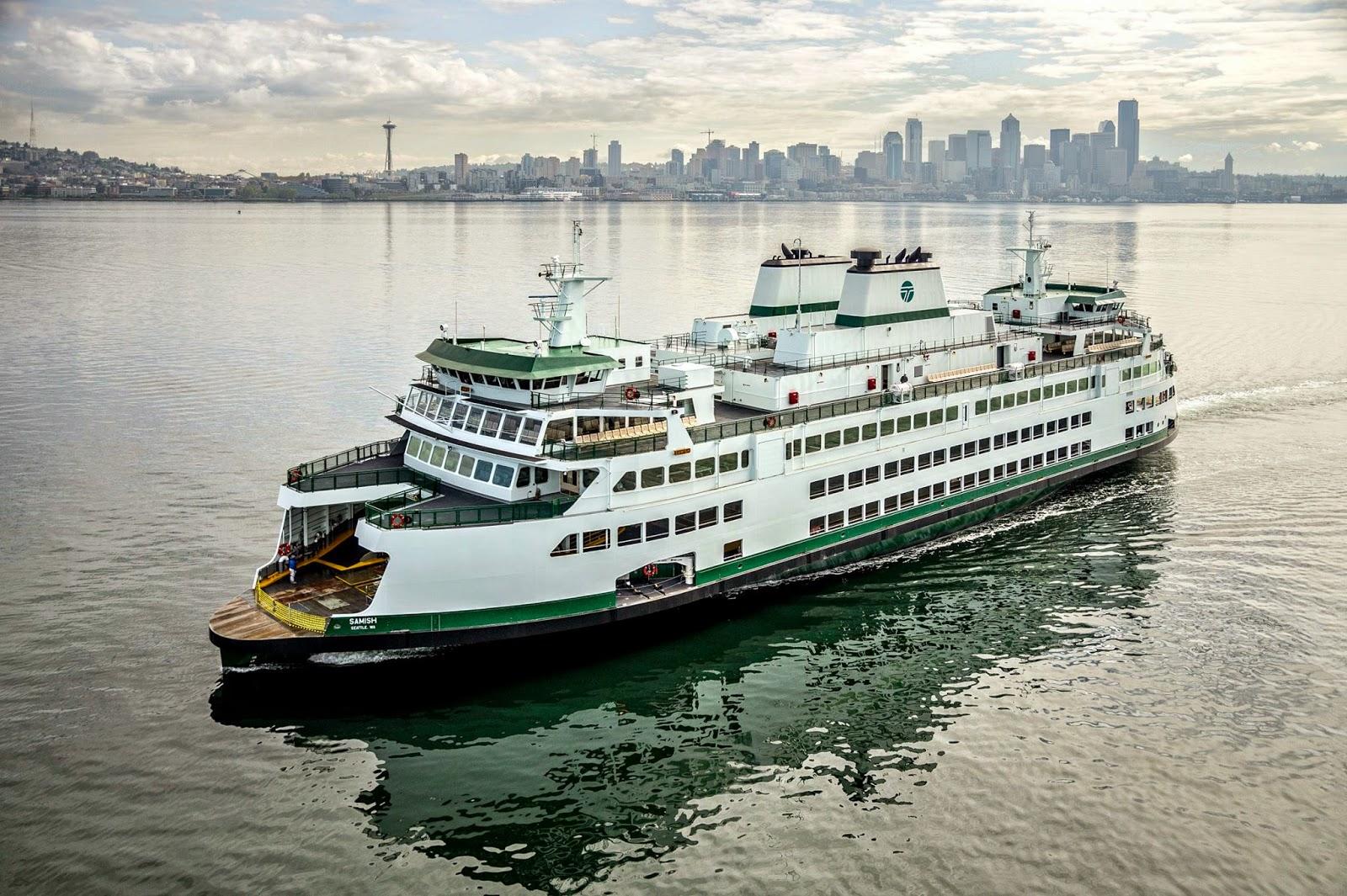 San Juan Islands Ferry Anacortes