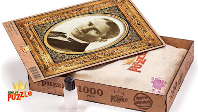 King of Puzzle -ahşap puzzle