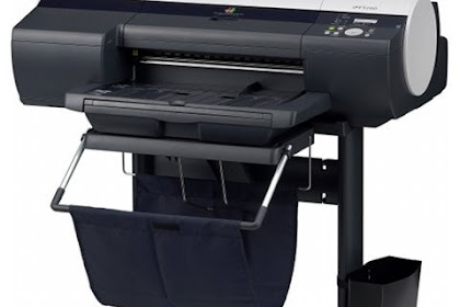 Canon ImagePROGRAF iPF5100 Printer Driver Download