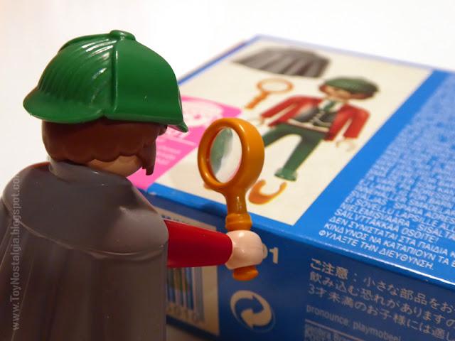 Playmobil Sherlock Holmes 4501 special