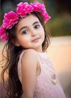 بنت عربية جميلة طفلة سعودية