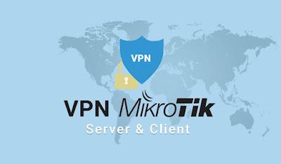 Cara Setting VPN Server dan Client di Mikrotik (PPTP)