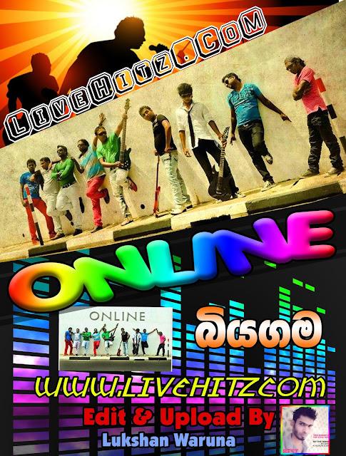 ONLINE LIVE IN BIYAGAMA 2015