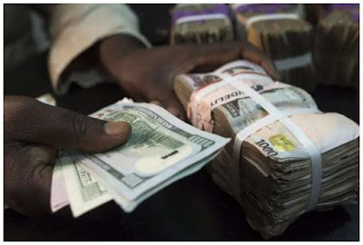 dollar naira currency notes
