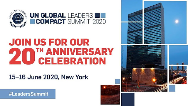 UN Global Compact & 20th Year...
