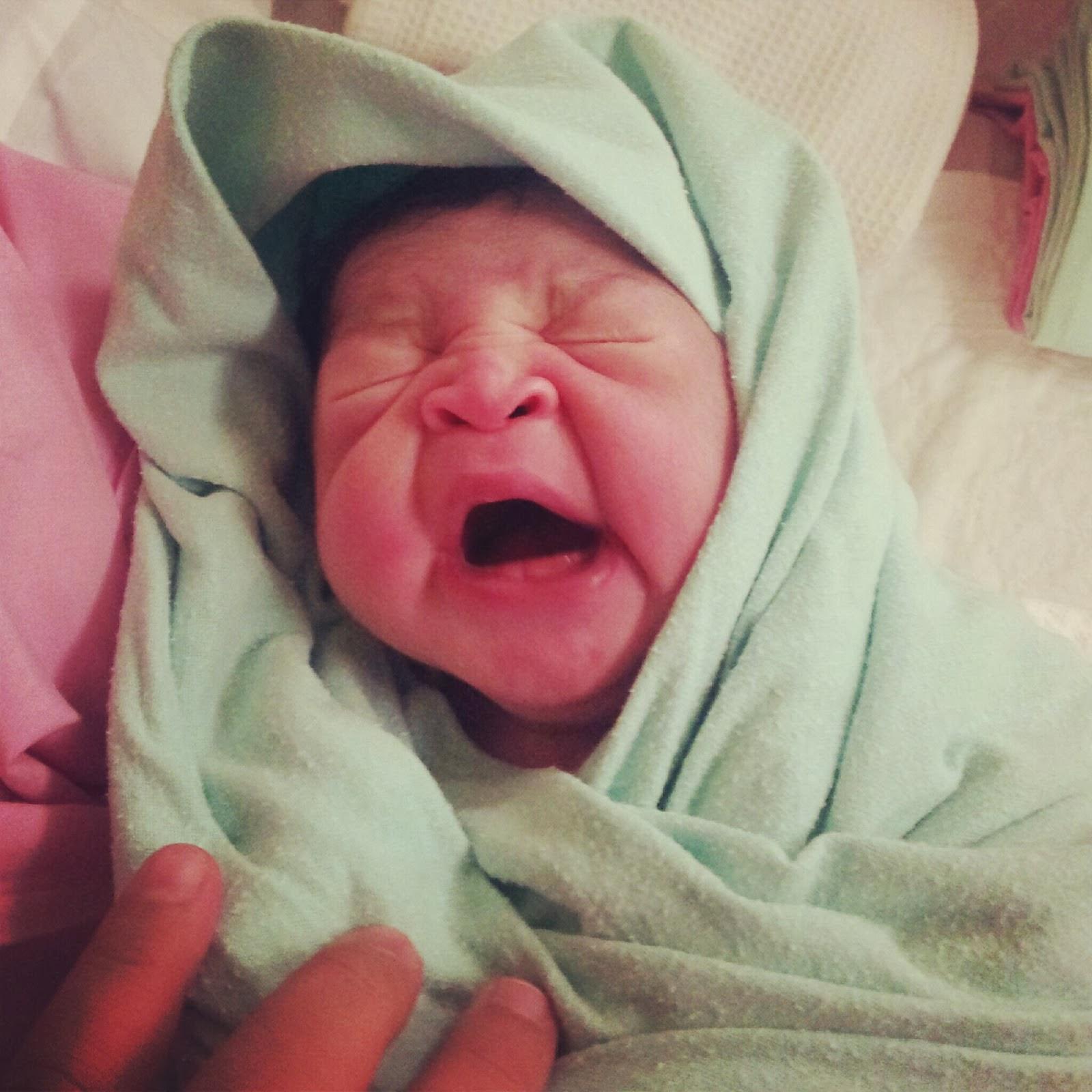 Eka Rahmawati Ruhman: Makala Asuhan Bayi Baru Lahir