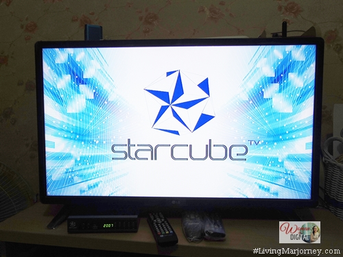 Starcube TV Box