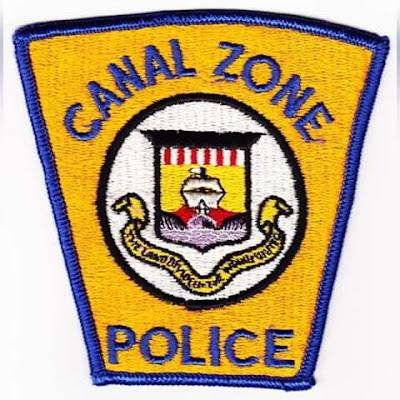 Imágenes de la antigua Panamá Canal Police cuyo funcionamiento comprendió los años 1904 a 1985 aproximadamente.