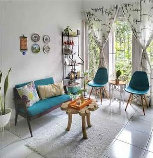 15 Pilihan Desain Ruang Tamu Minimalis Sederhana namun terlihat elegan dan modern