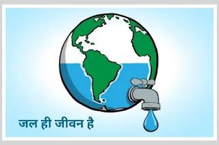 जल संरक्षण क्या है, जल का दुरुपयोग - conservation of water in hindi