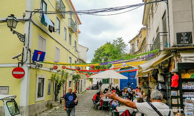 Festa de Santo Antônio na Alfama, Lisboa
