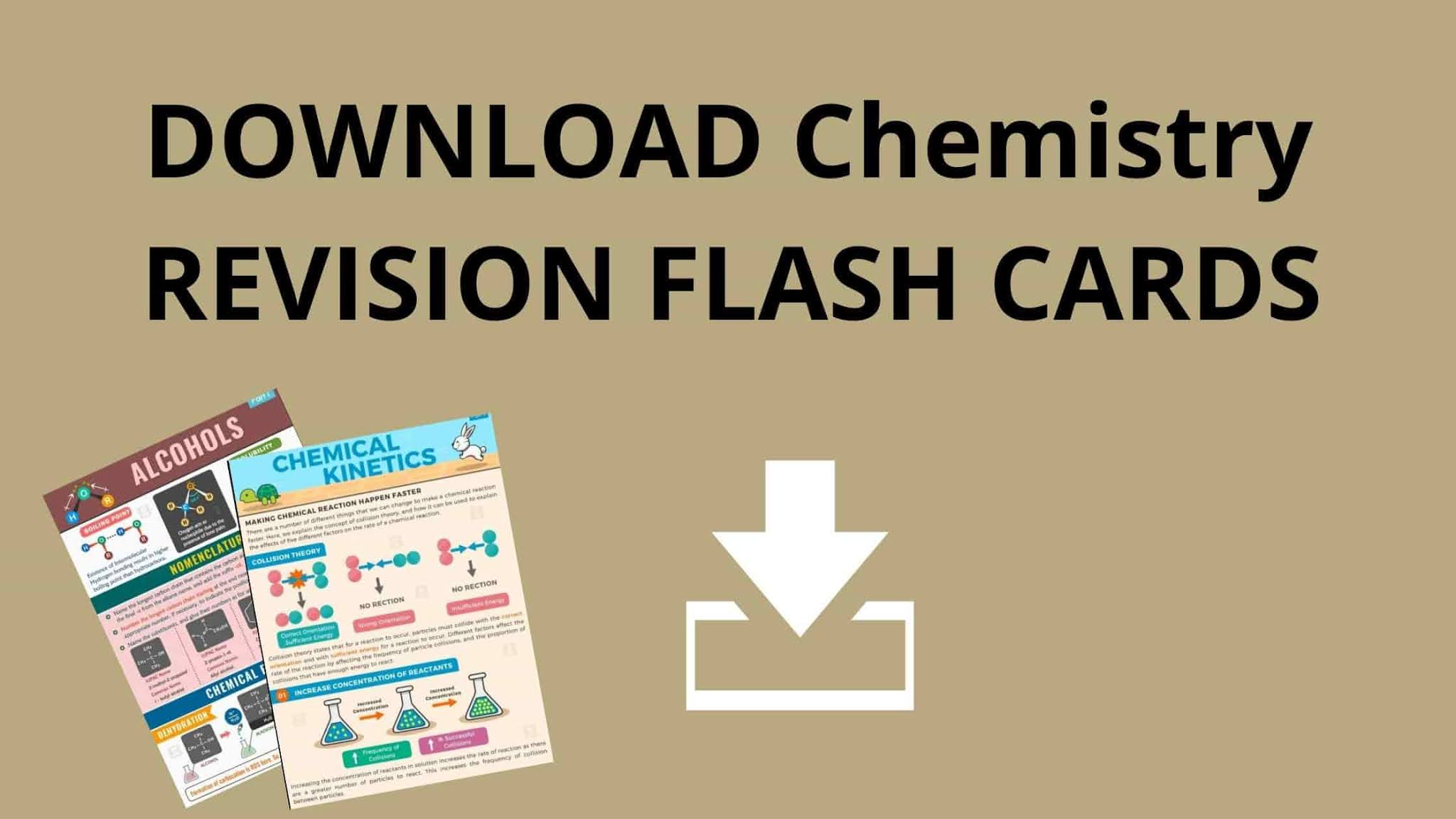 [PDF] Chapterwise Chemistry Revision Flash Cards For IIT JEE