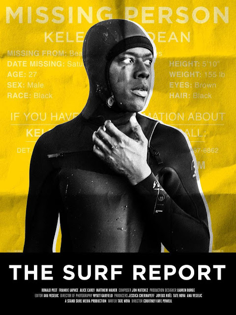 The surf report, film