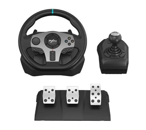 PXN V9 PS4 Universal Usb Car Sim 270/900 degree Race