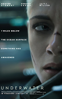 Underwater 2020 English Download 720p BluRay