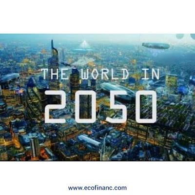 Le monde en 2050 : Disparition de l'eau et changements économiques