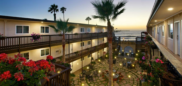 Best San Diego Hotels On The Beach From Luxury To Budget - Ocean Beach Hotel