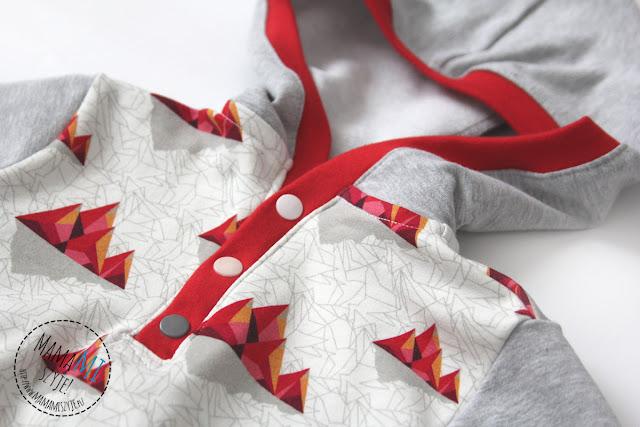 burda dla dzieci, bluza