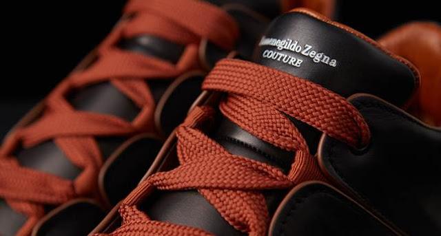 #SSUMen   The Tiziano Sneakers by Ermenegildo Zegna