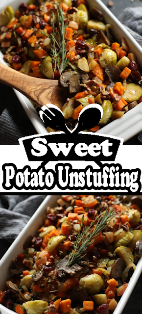 #SweetPotato #Unstuffing