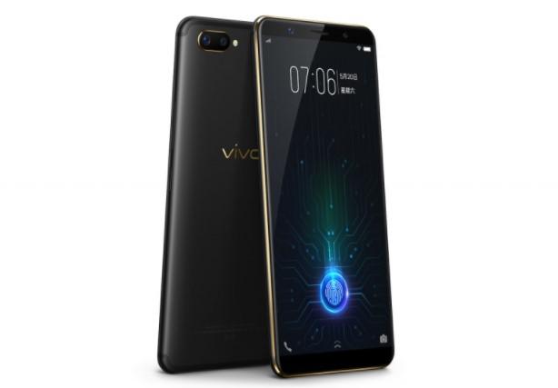 harga dan spesifikais Vivo X20 Plus UD