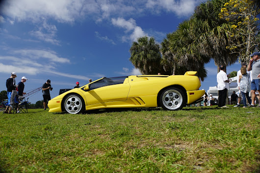 Festivals of Speed St Petesburg