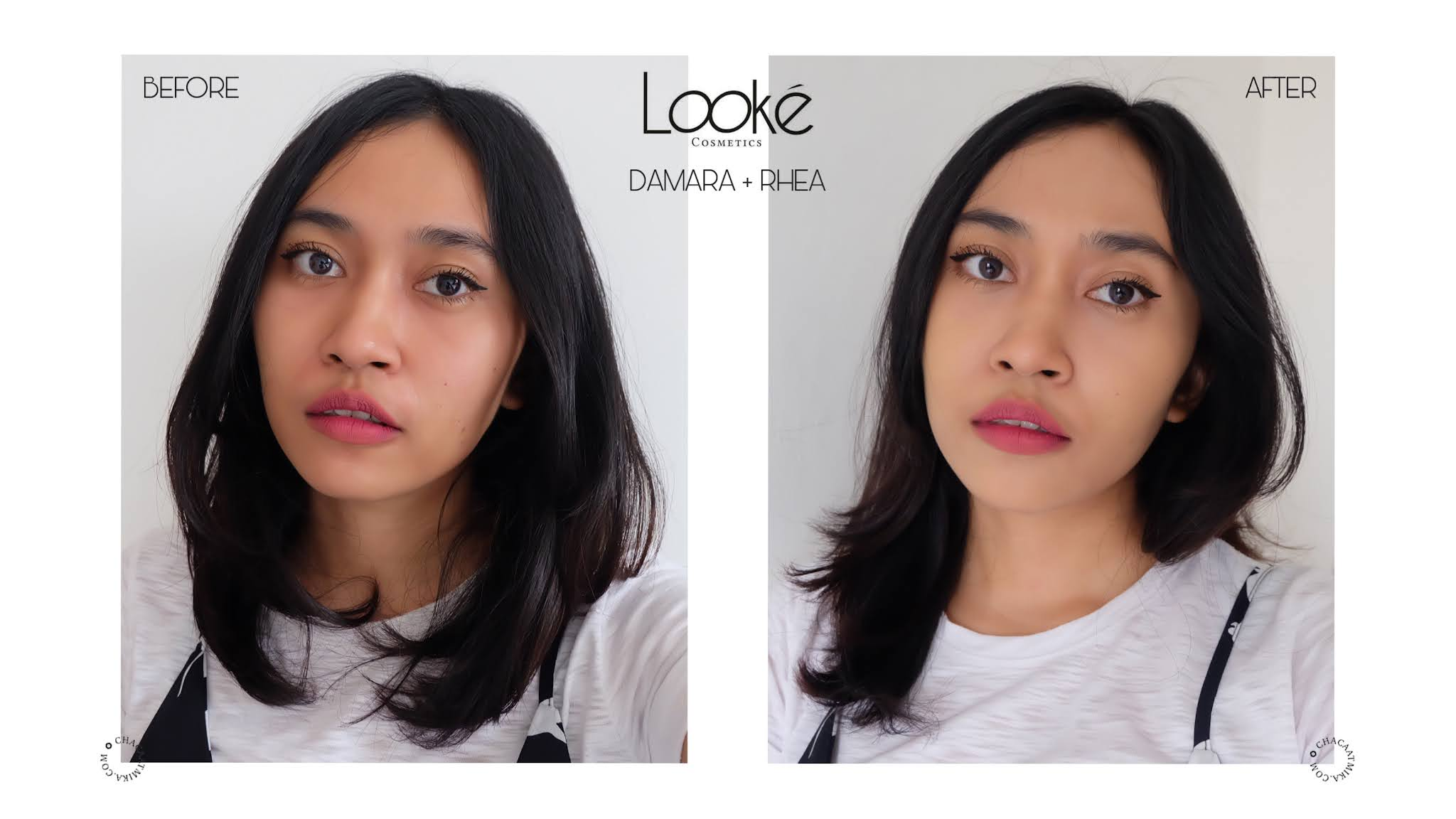 [Review] Looke Holy Flawless BB Cushion dan Looke Holy Smooth & Blur Loose Powder