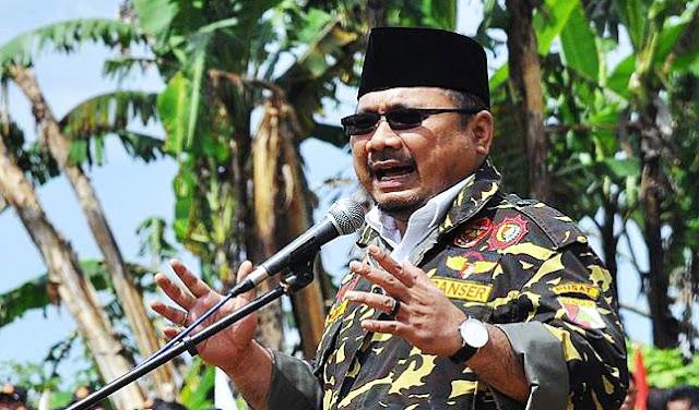 Komandan Banser Yang Sekarang Jadi Menag Tak Ingin Agama Jadi Alat Politik