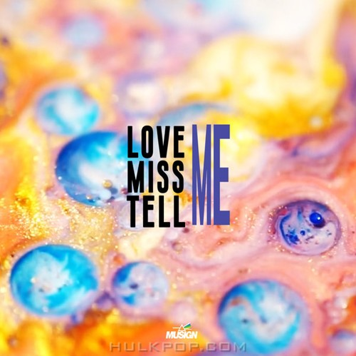 Hologram Party – Love Me Miss Me Tell Me – Single