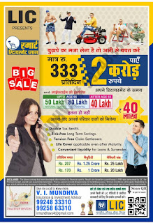 Lic loan,lic loan Hfl  offer up to 75 year