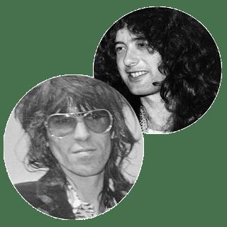 Lirik Lagu The Rolling Stones - Scarlet ft. Jimmy Page - Arti + Terjemahan