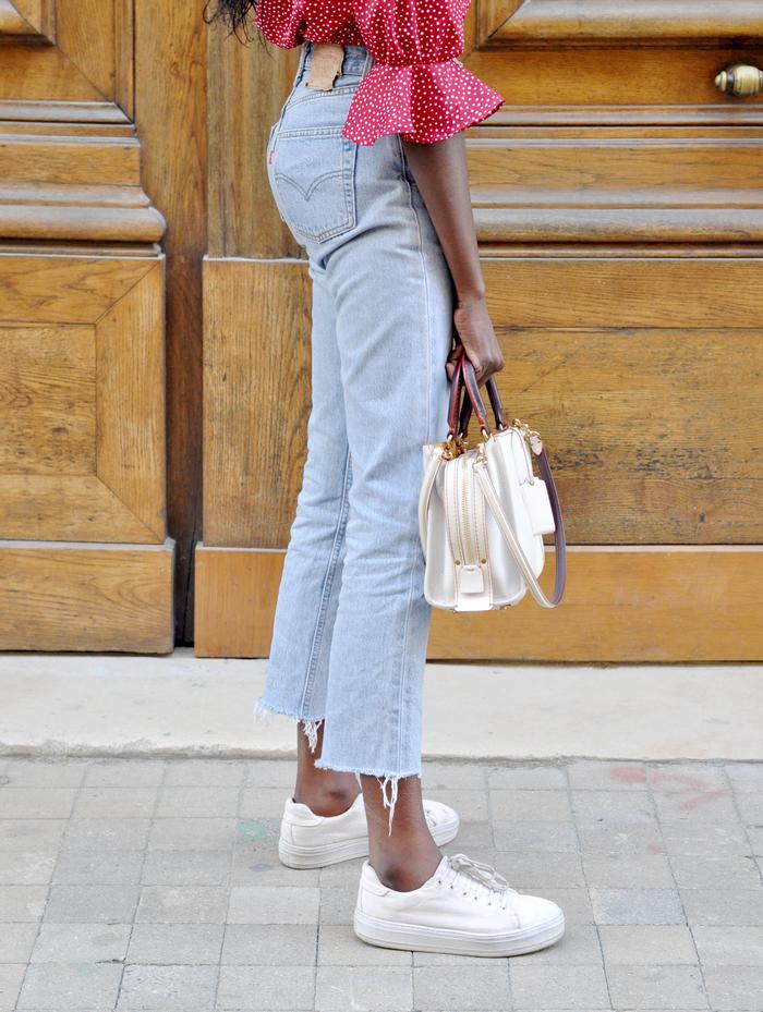 blog mode, bordeaux, blogueuse mode bordelaise, blog mode bordelais, bordeaux ma ville, olivia blogueuse, the daily women, thedailywomen, coach, boohoo, levis fr, levis us, vintage jeans