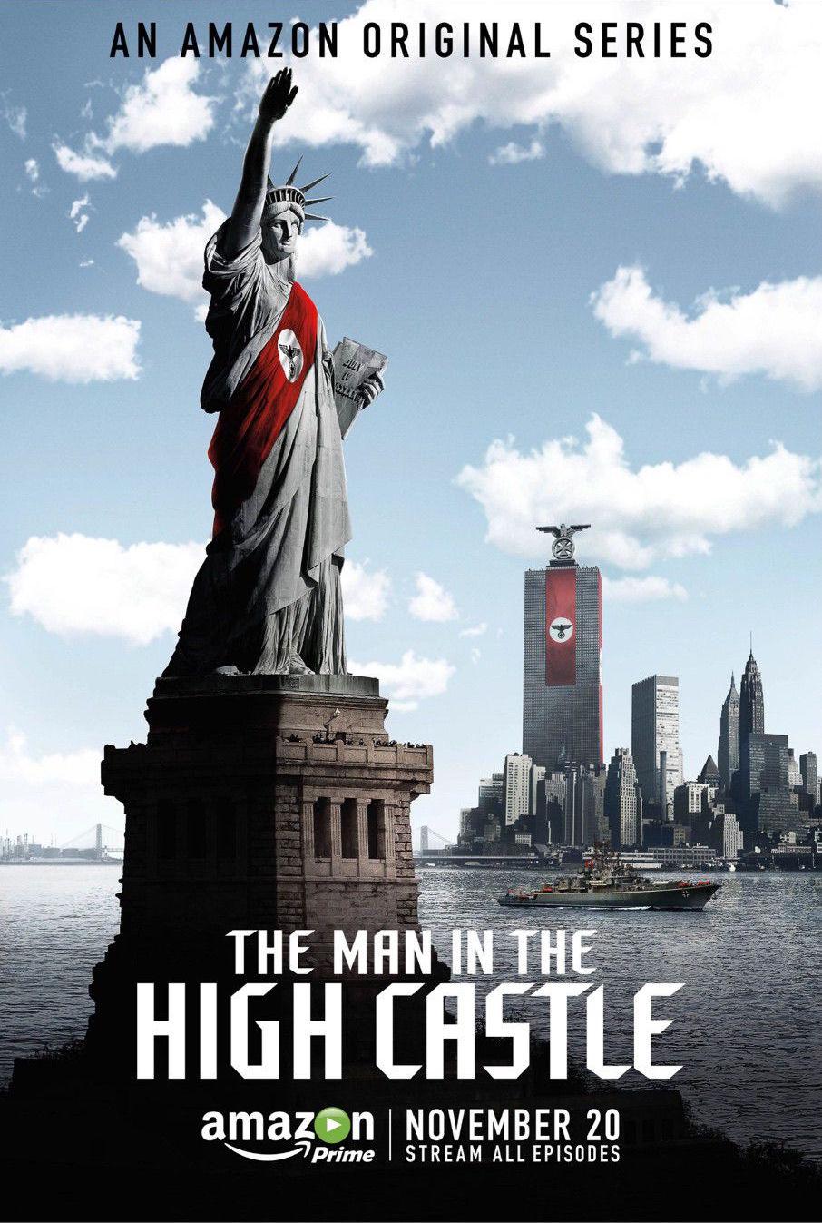 The Man in the High Castle Serie Completa Latino/Subtitulado 720p