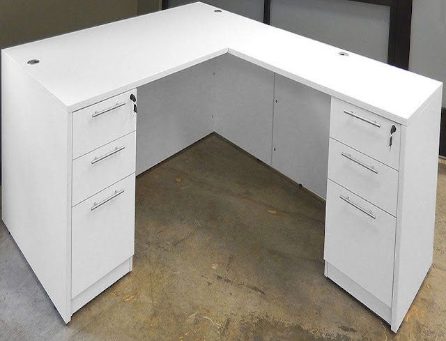 best buy cheap white office corner desk for sale online