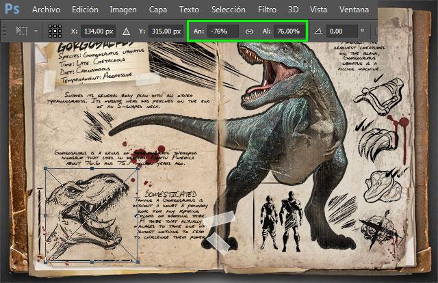 Tutorial_Photoshop_Dossier_Dinosaurio_Ark_Imagen_19