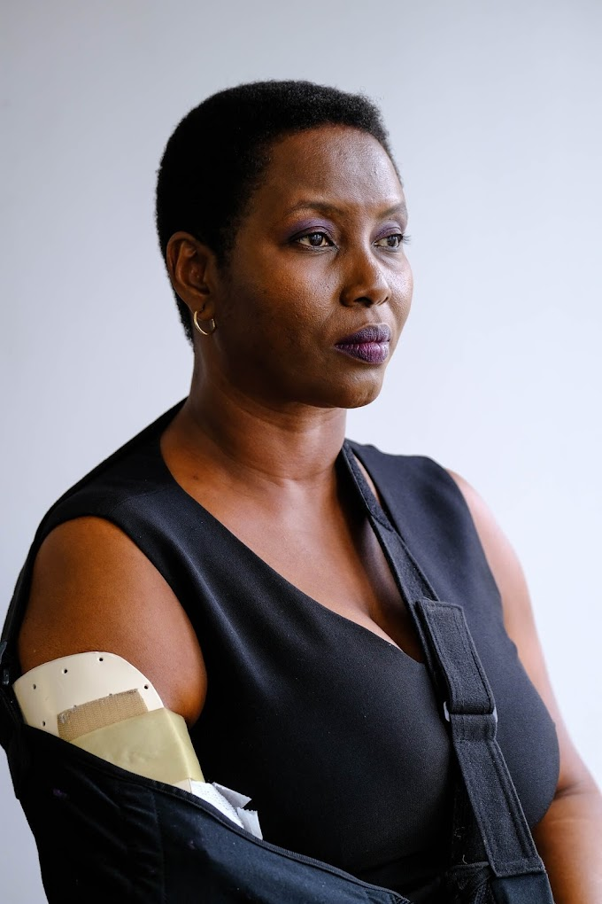 """""""I Don't Understand How Nobody Was Shot,""""- Haitian President's Widow Questions Bodyguards As She Recounts Assassination Attempt"""