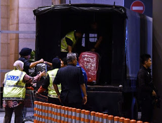 1MDB: Polis rampas 72 beg wang tunai, 284 kotak beg tangan mewah