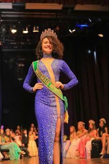 Mais uma conquistá da jovem Miss Brasil infantil