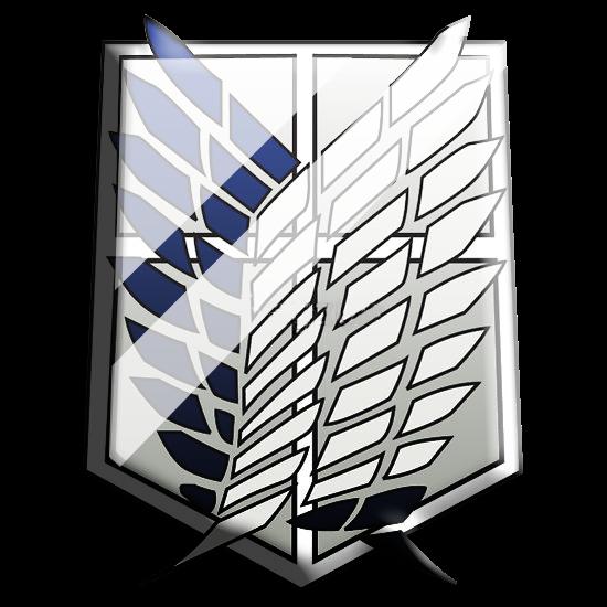 Logo Pasukan Pengintai Shingeki No Kyojin Dowload Anime Wallpaper Hd