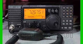 Setting dan Pengaturan Radio Icom IC-718 HF All Band